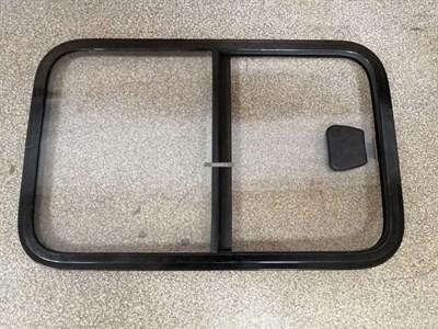 Окно раздвижное в дверь задка УАЗ 452 Буханка левое