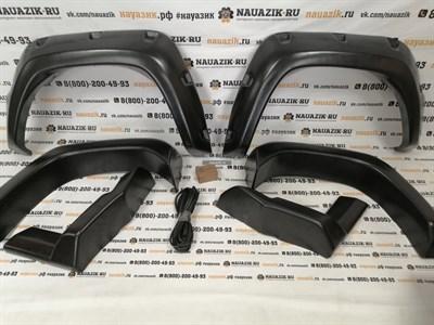 Расширители колесных арок УАЗ Пикап с 2015 года