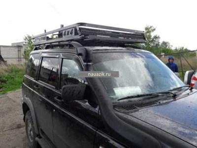 """Багажник """"Навигатор v2"""" УАЗ Патриот 3163"""