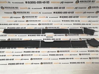 Накладки порогов на УАЗ Патриот до 2014 года (комплект)
