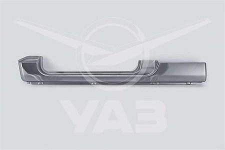 Порог пола УАЗ Профи, Карго (подножка) левая (одинарная кабина)