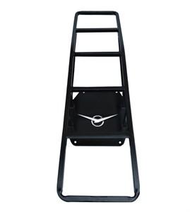 Лестница с логотипом УАЗ вместо запаски УАЗ Патриот