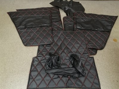 Обшивка салона РОМБ УАЗ 469 / Хантер (7 предметов)
