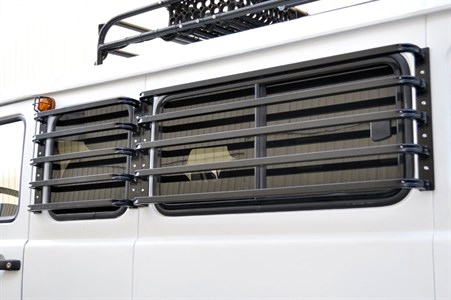 Защита окна УАЗ 452 Буханка