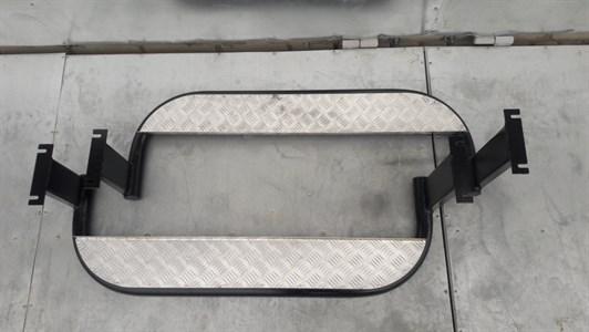 Подножки с алюм.накладками УАЗ Фермер 39094