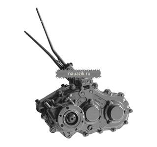 """Коробка раздаточная УАЗ 469 н/о (косозубая) """"40"""" (4,625)"""