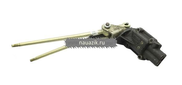 Крышка механизма переключения РК 469 в сборе с рычагами+