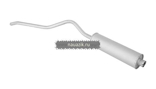 Глушитель УАЗ 469 с/о  (Н.Новгород)