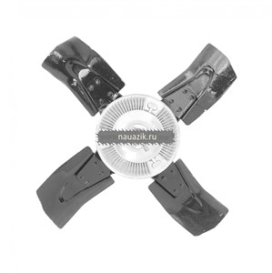 Гидромуфта (с вентилятором)  4 лопасти++